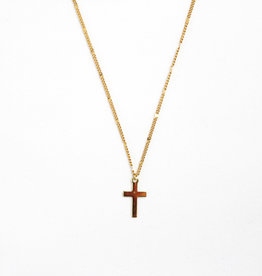 Essyello Cross Necklace