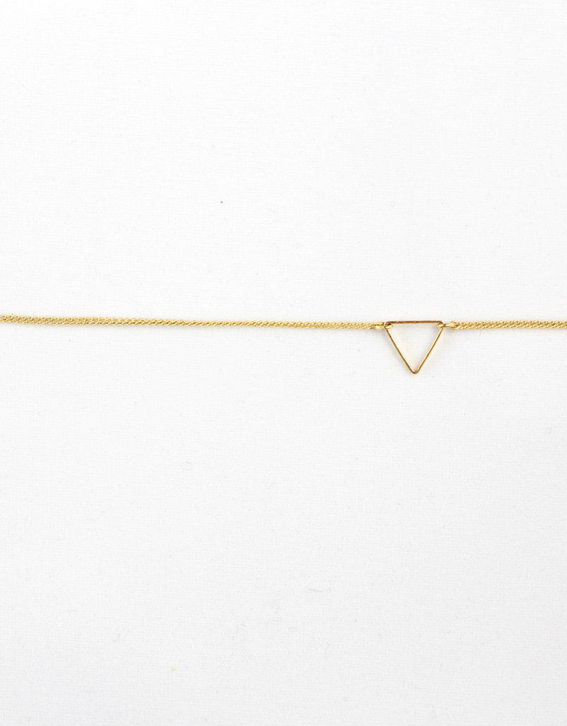 Essyello Triangle Bracelet