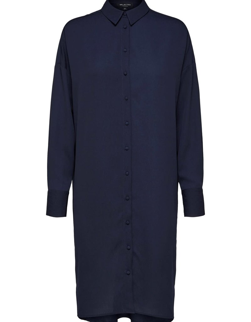Selected Femme Dorit Tonia Short Shirtdress