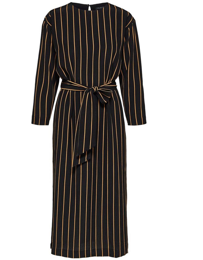 Selected Femme Alessa midi dress