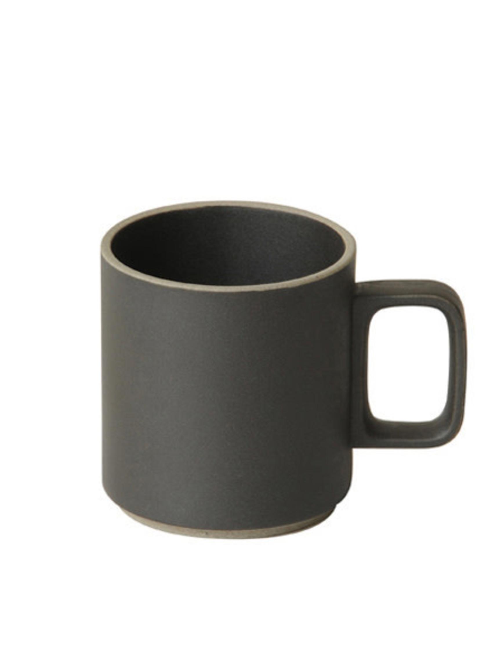 Hasami Mug cup - black HPB020