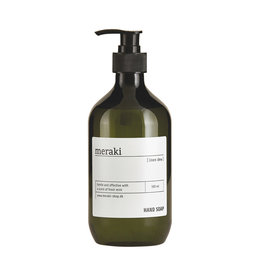 Meraki Hand soap, Linen dew, 500 ml.