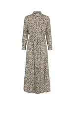 second femme Wisely Long Shirt Dress