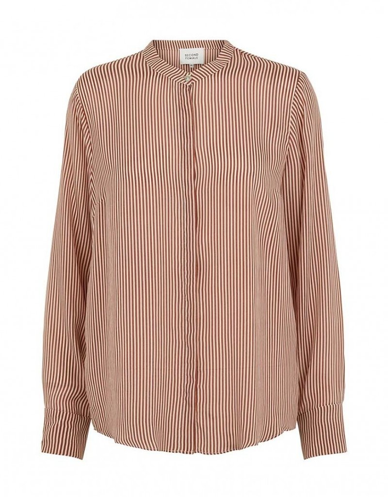Second Female Sharon Long Sleeve Shirt