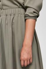 Selected Femme Adda High Waist Midi Skirt