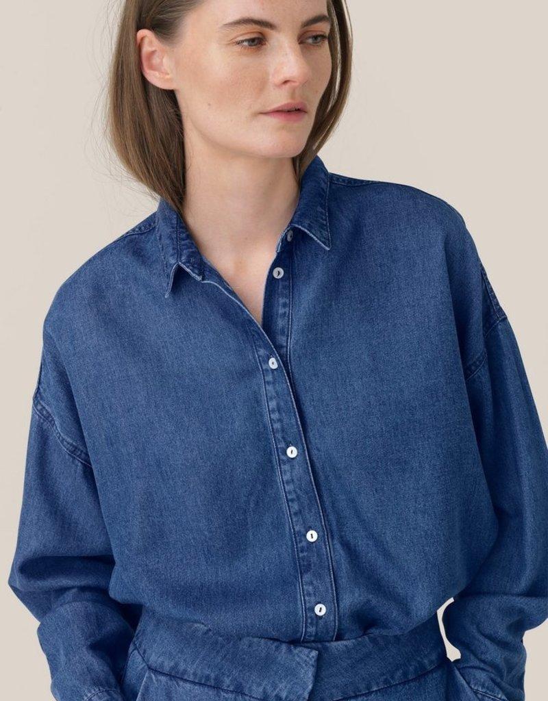 Second Female Lyle Denim shirt
