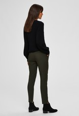 Selected Femme Muse cropped pant