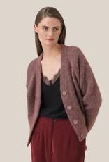 Second Female Brook knit boxy cardigan