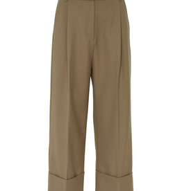 Norr Heidi high waist pants with belt