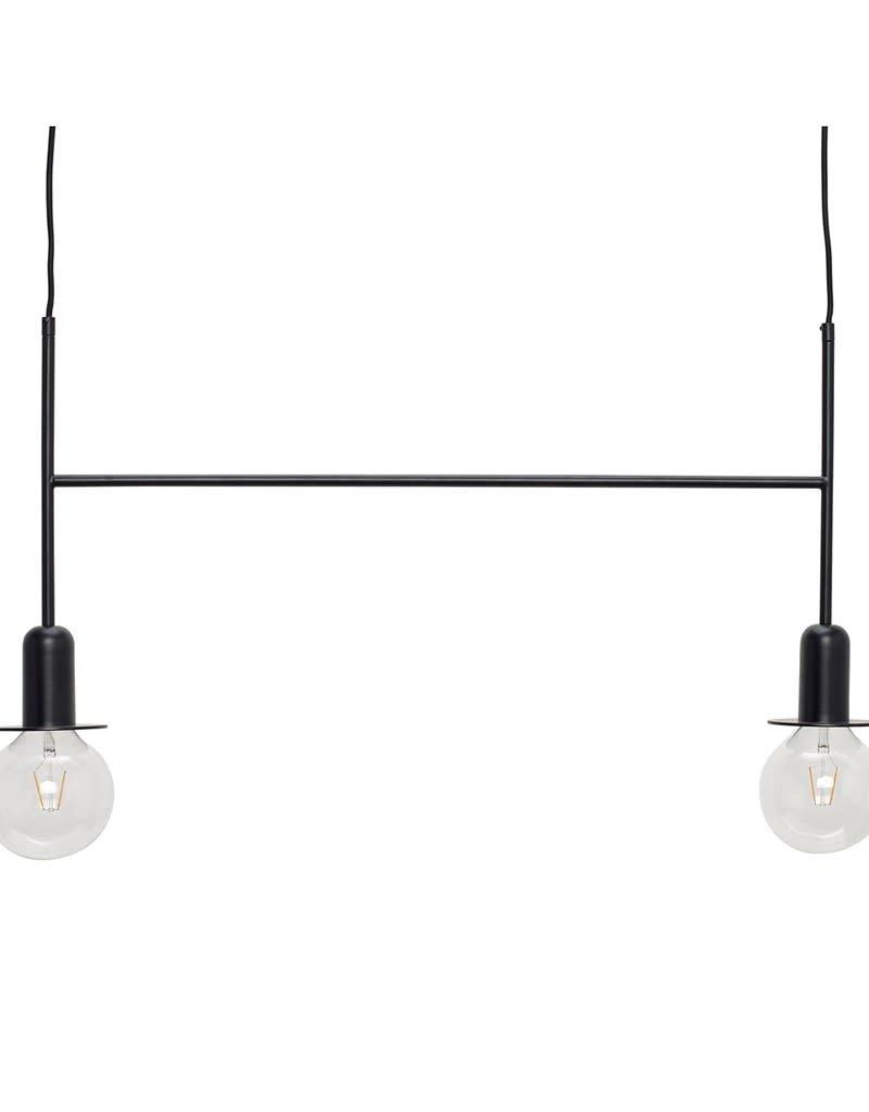 Hubsch Lamp bulb, metal