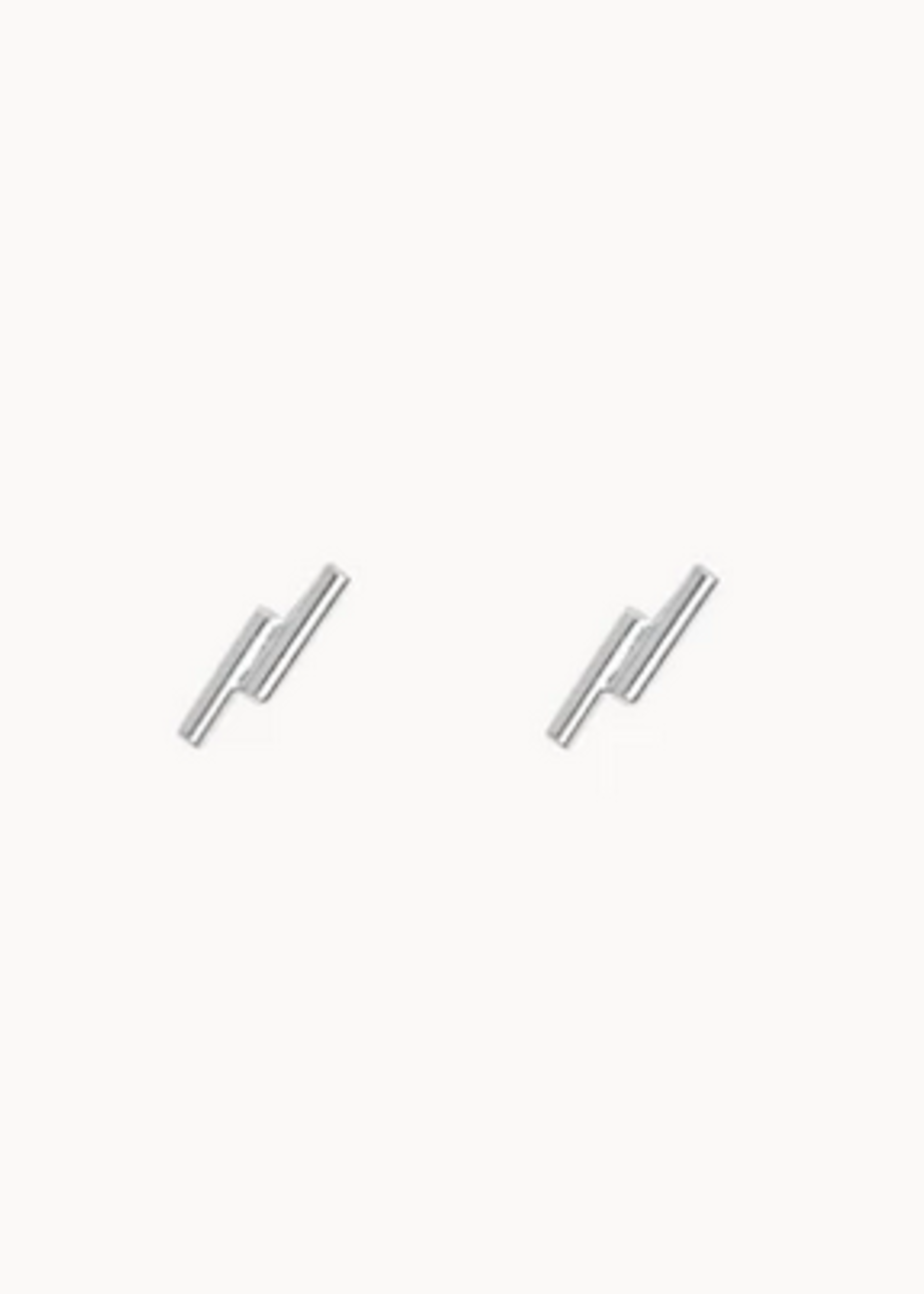 Flawed Double Bar Studs