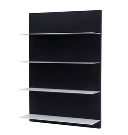 Design Letters shelf A2 Black / 4