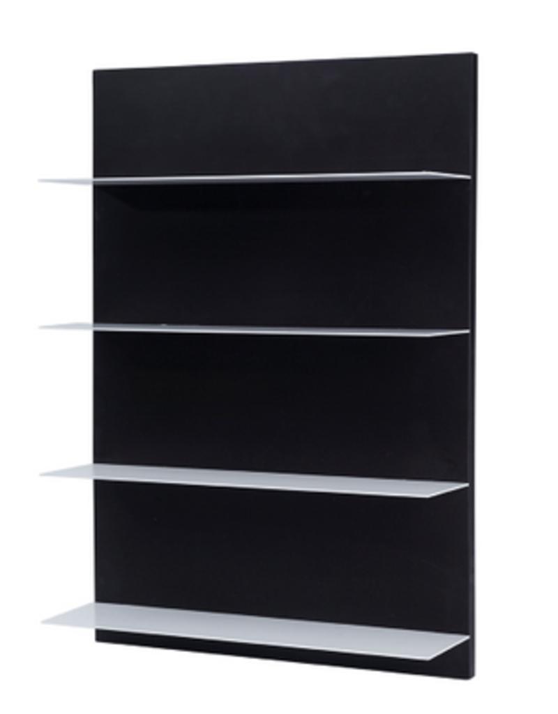 Design Letters shelf A2 Black / 4