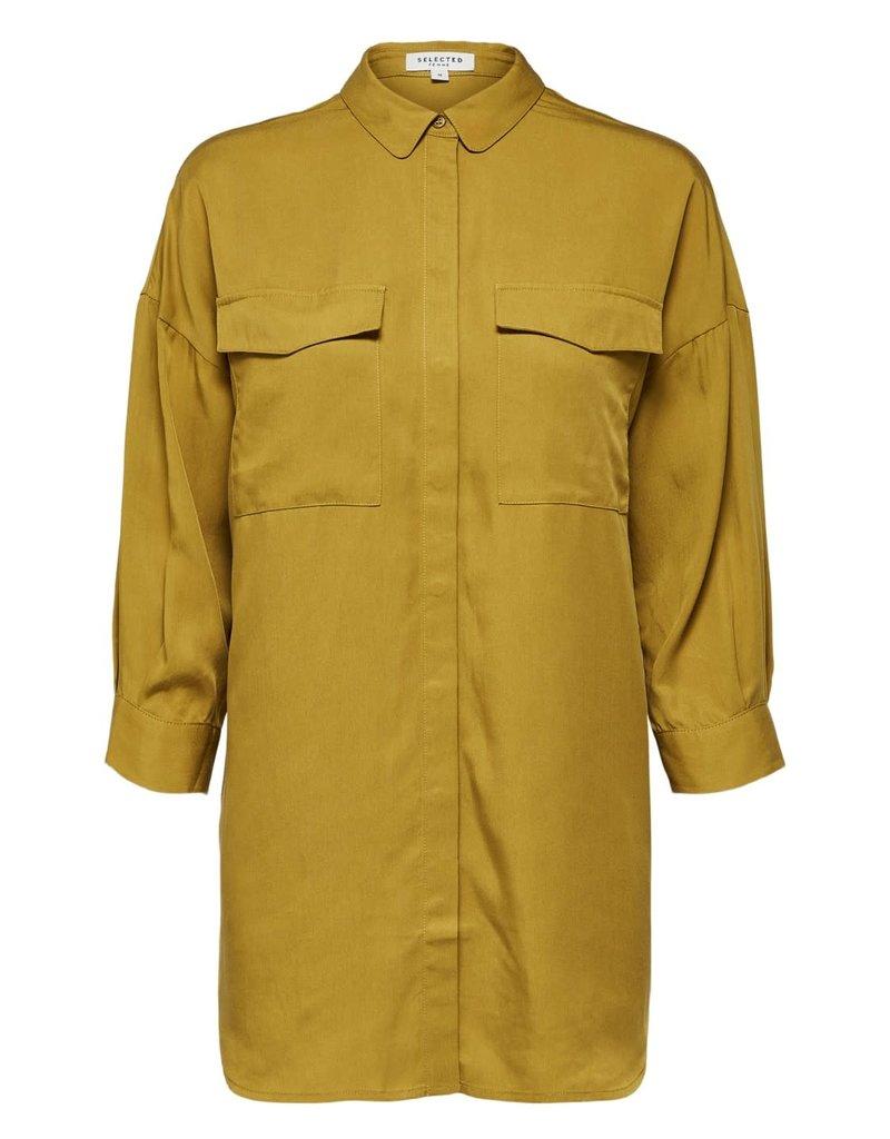 Selected Femme Donna long shirt