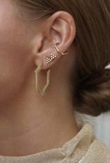 Eline Rosina Zirconia ear cuff