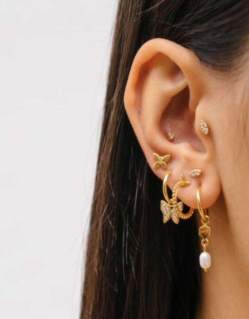 Eline Rosina Butterfly earrings