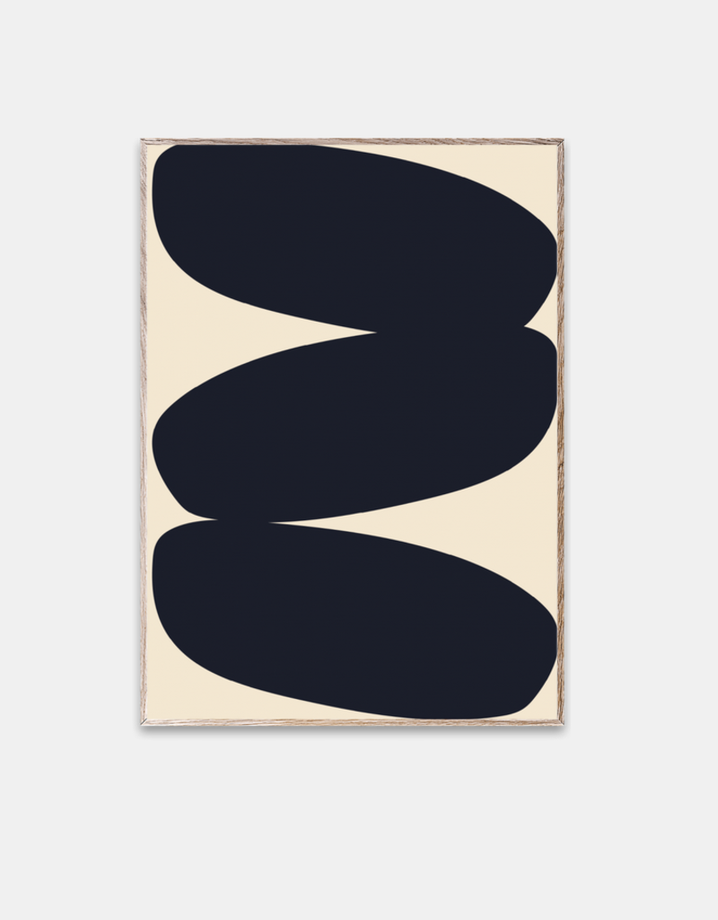 Paper Collective Solid Shapes 01 – 50x70 cm