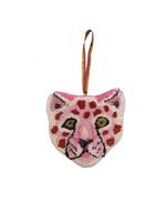 Doing Goods Pinky leopard Cub Hanger