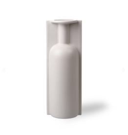 HKliving Shape flower vase L matt skin