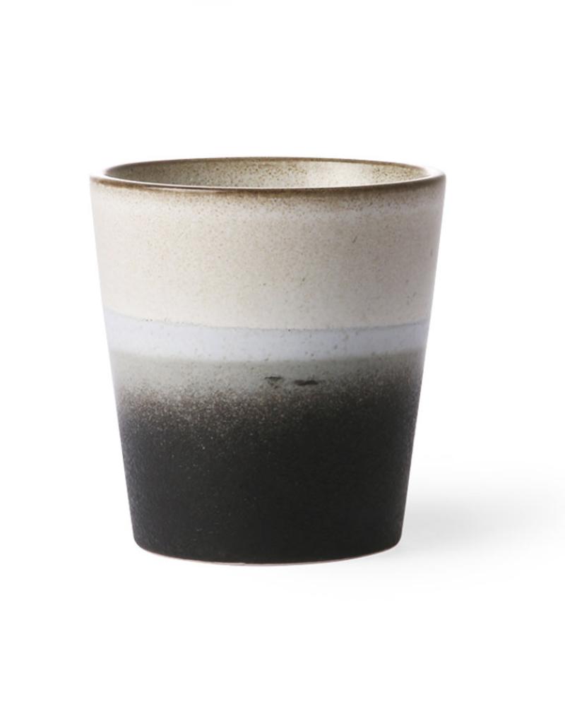 HKliving HK living ceramic 70's mug