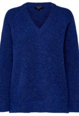 Selected Femme Lanna knit v-neck