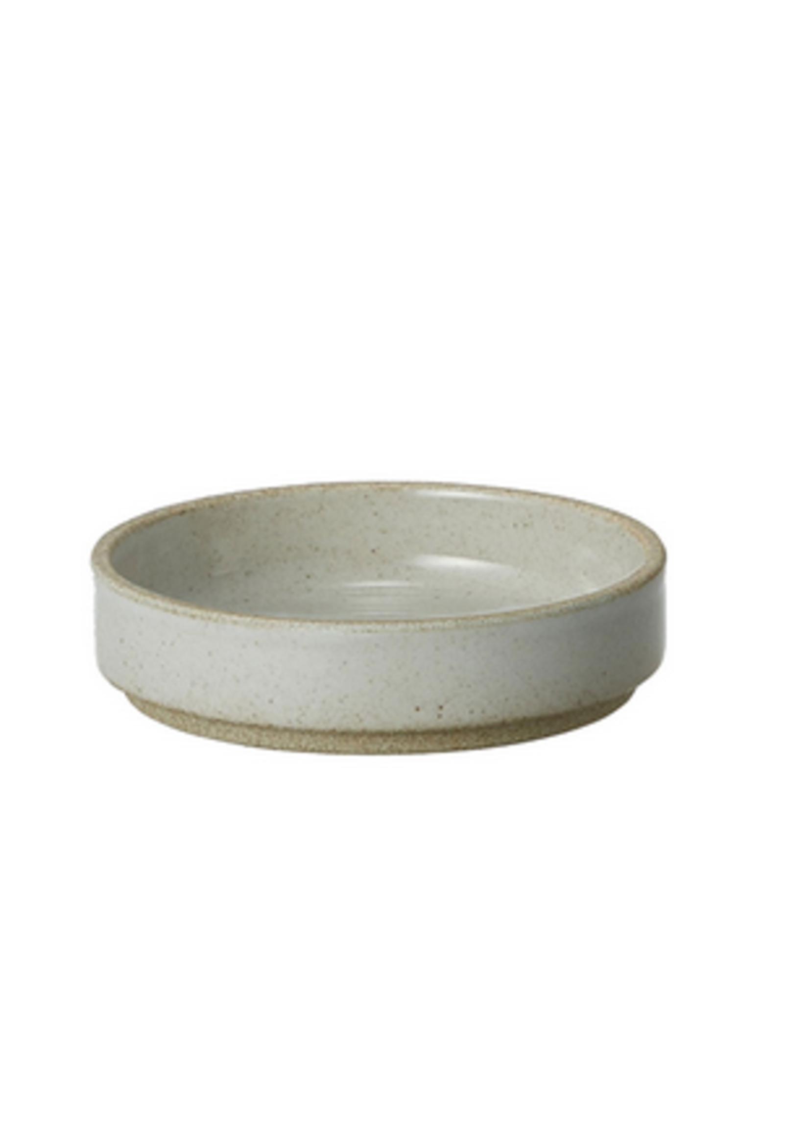 Hasami Plate  - natural  HPM001