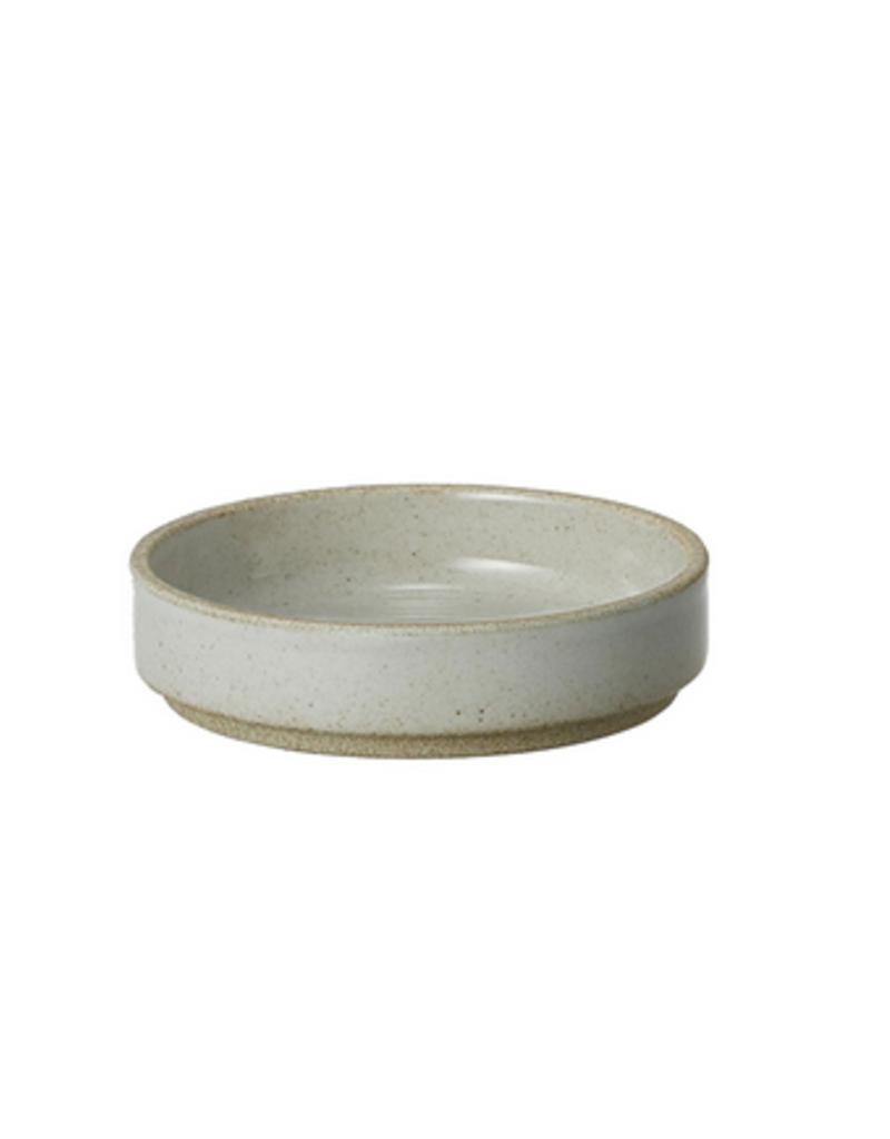 Hasami Plate  - natural  ø85 mm