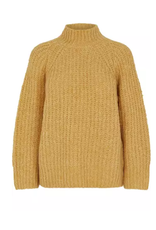 Second Female Canis knit o-neck