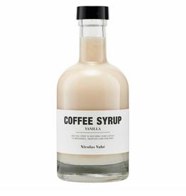 Nicolas Vahé Syrup, Vanilla