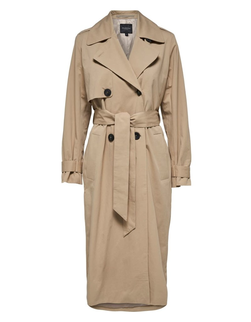 Selected Femme Selected Femme Weeky trench coat