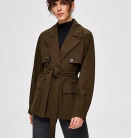 Selected Femme Elenora short jacket