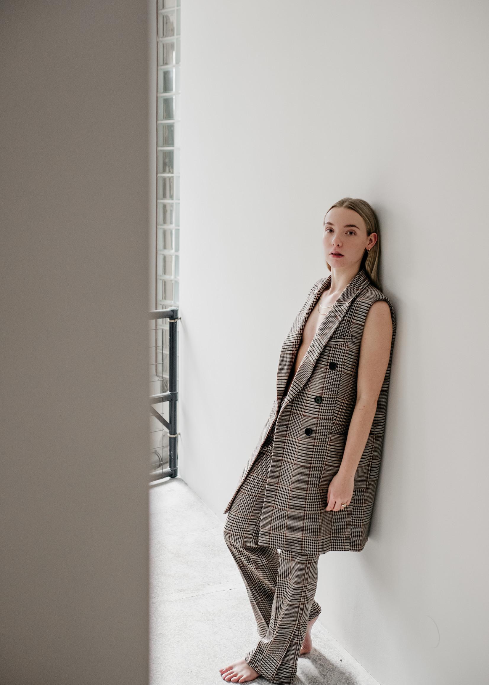 Second Female Second Female Ainine waistcoat