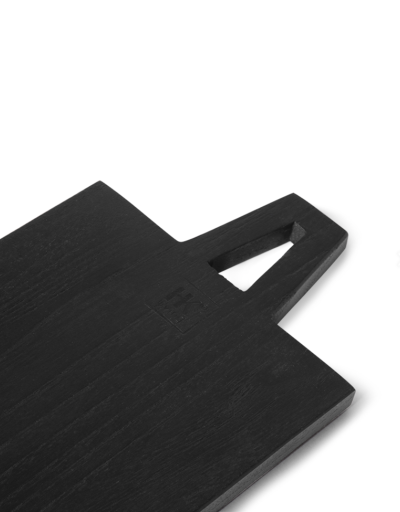 HKliving HK Living Black bread board square s