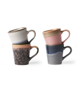 HKliving HK Living Espresso Mugs Set of 4