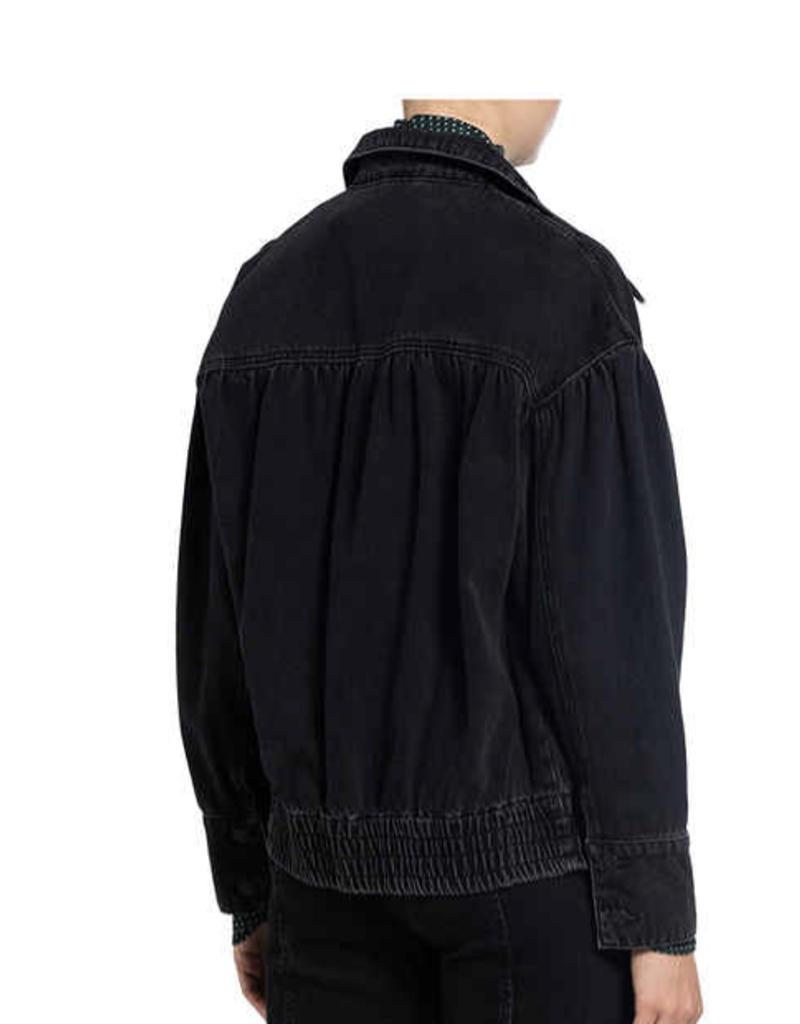Norr  Kenzie denim jacket