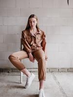 Second Female Season HW Trousers / S