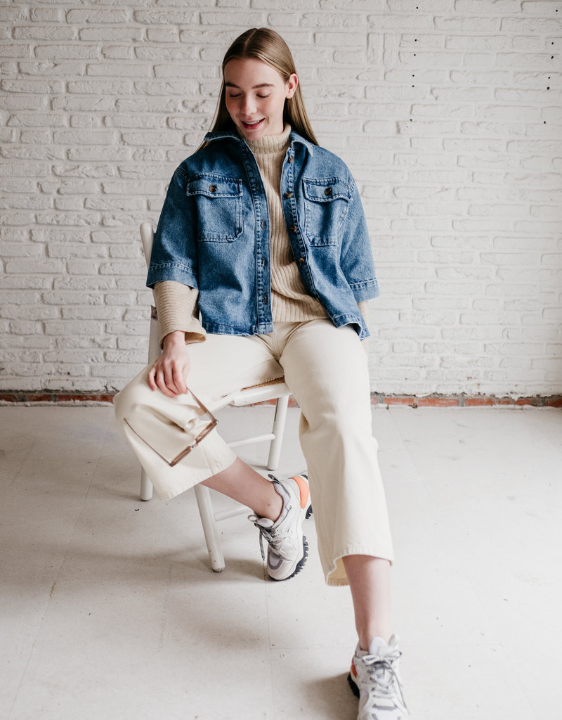 Norr Norr Hannah wide leg jeans