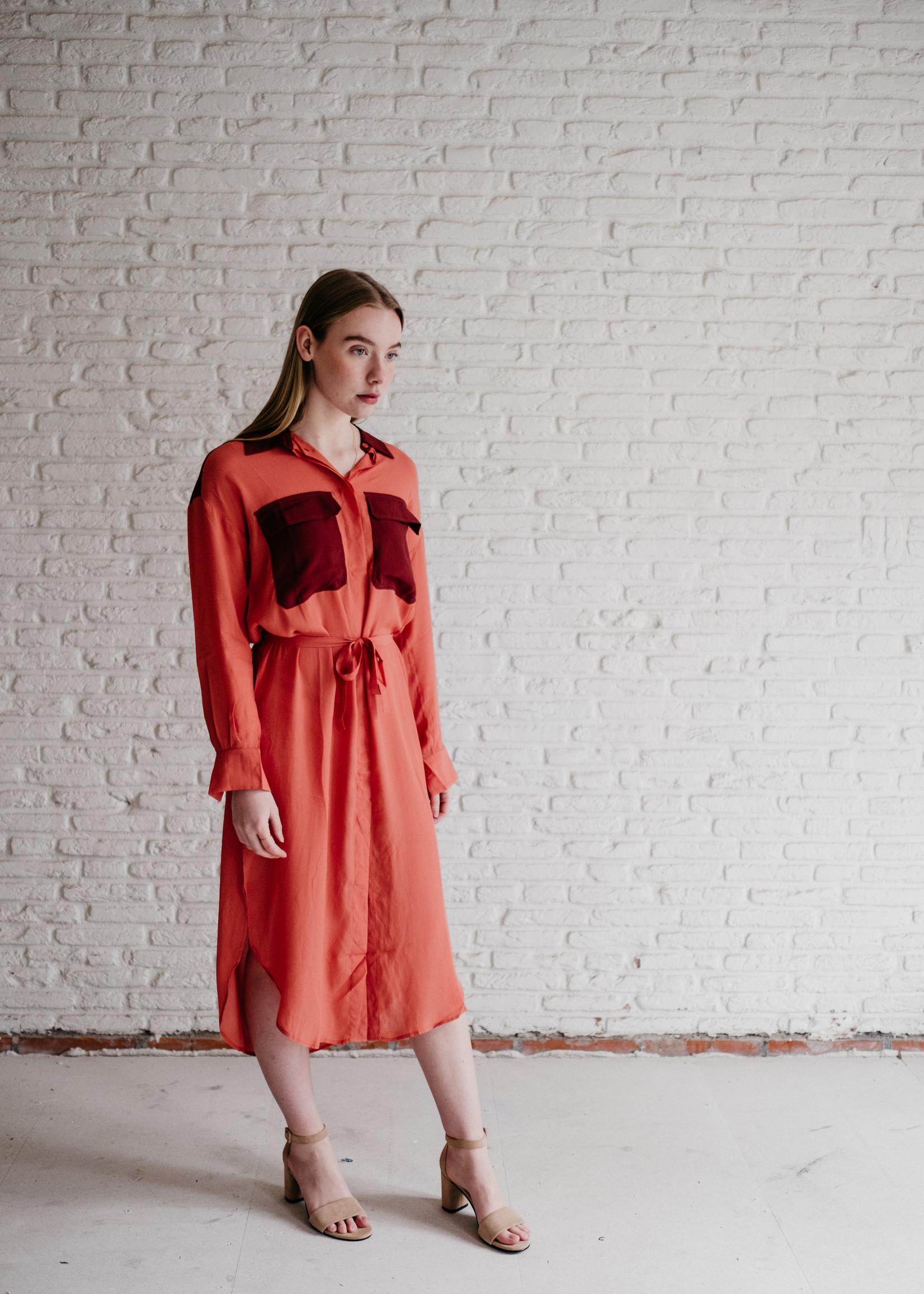 Second Female Phlake dress