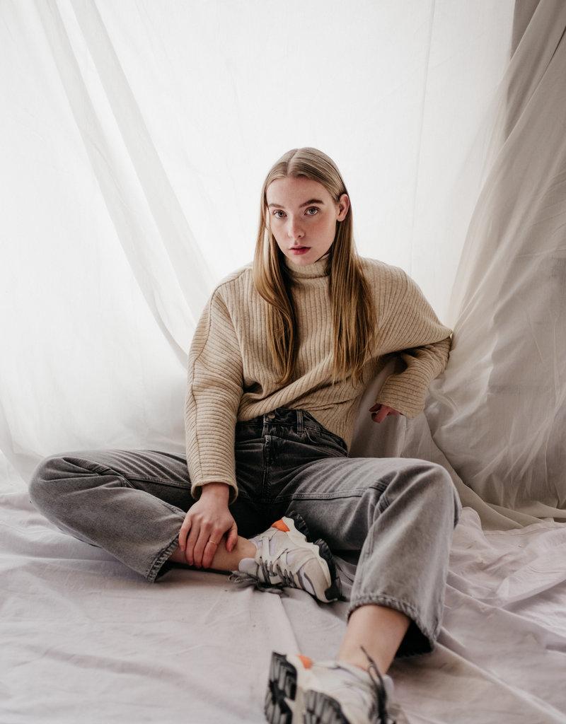Studio Ruig Sweater Sara Wool jersey