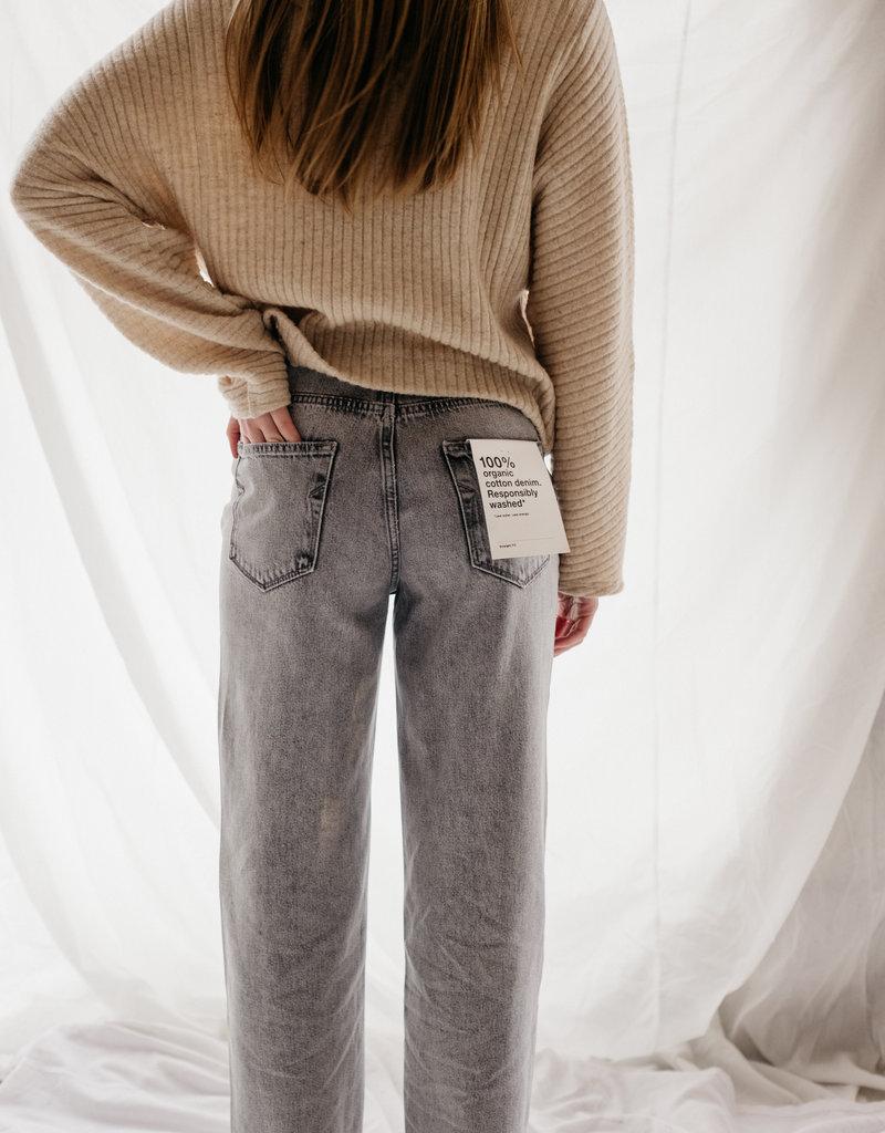 Selected Femme  Kate straight blast jeans