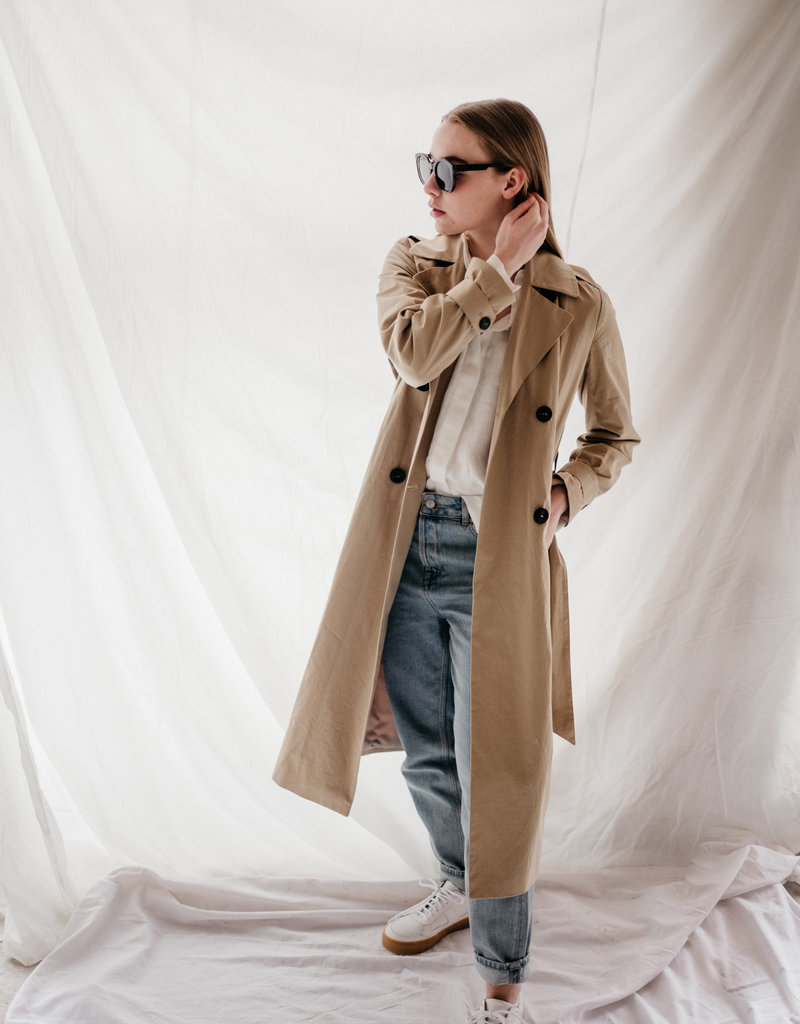 Selected Femme Weeky trench coat