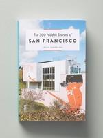 Luster Book  500 Hidden Secrets of San Francisco