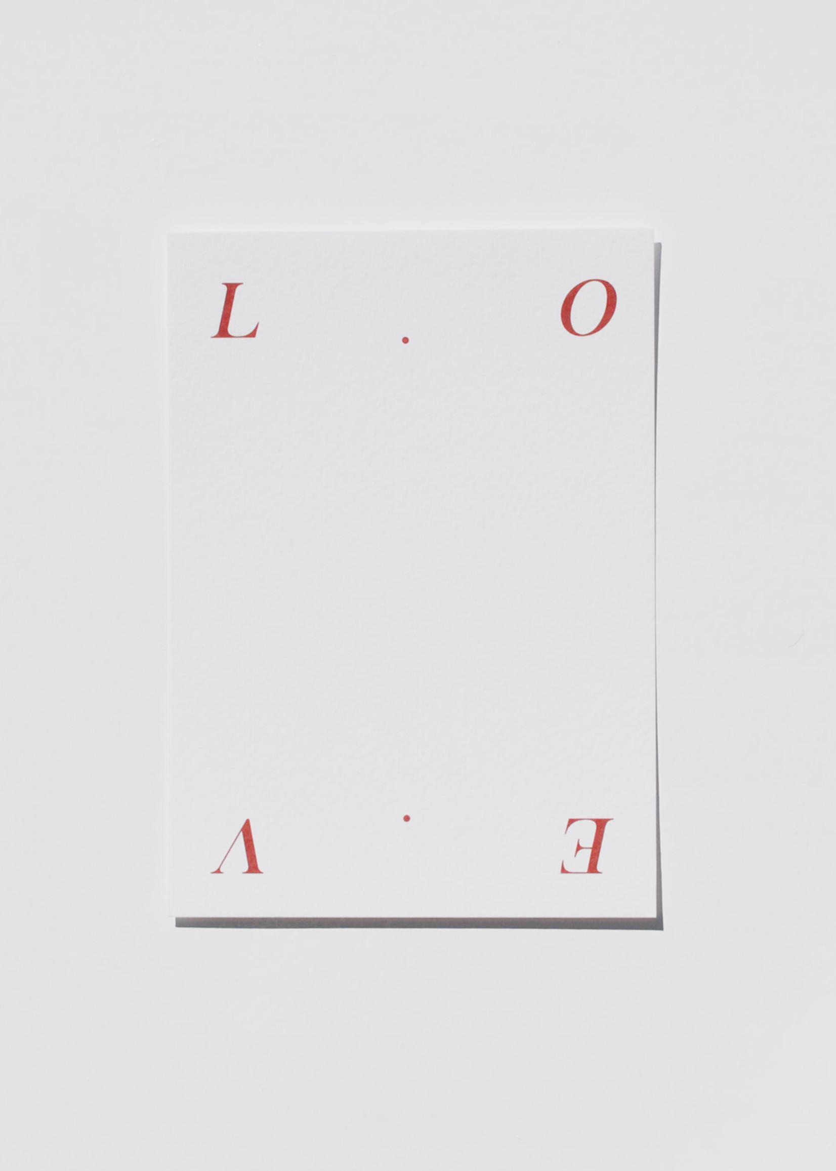 Mood card - L.O.V.E.