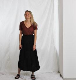 Selected Femme Alexis midi skirt