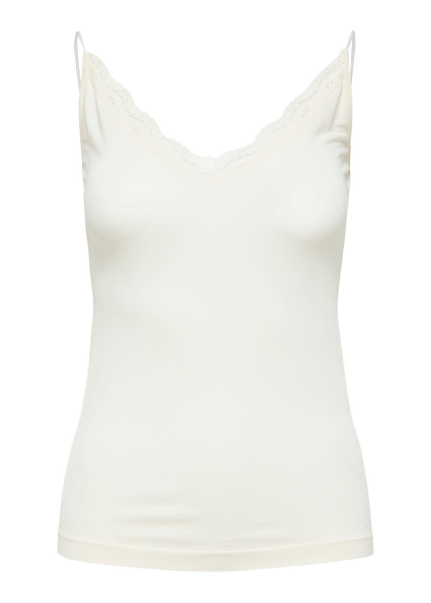 Selected Femme Mille seamless strap top