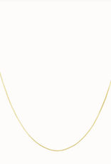 Flawed Plain Affair Necklace