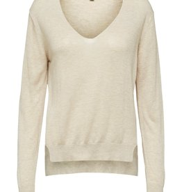 Selected Femme Linel knit v-neck