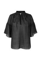 Second Female Aida SS blouse black