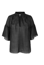Second Female Aida SS blouse black