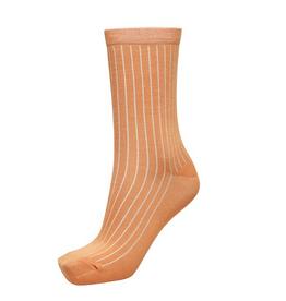 Selected Femme Bobby Rib Sock B caramel